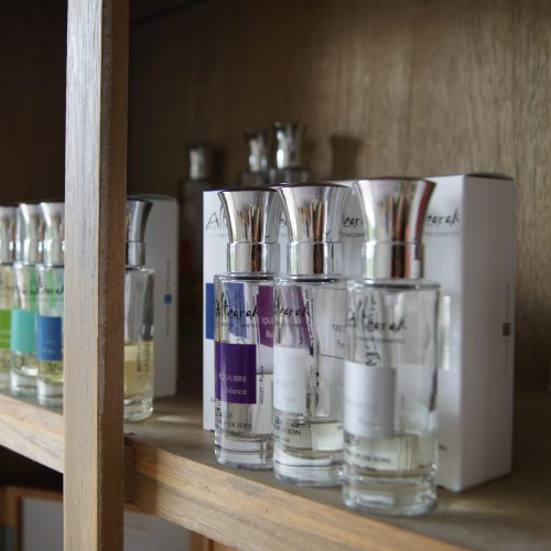 parfums de soin Altearah